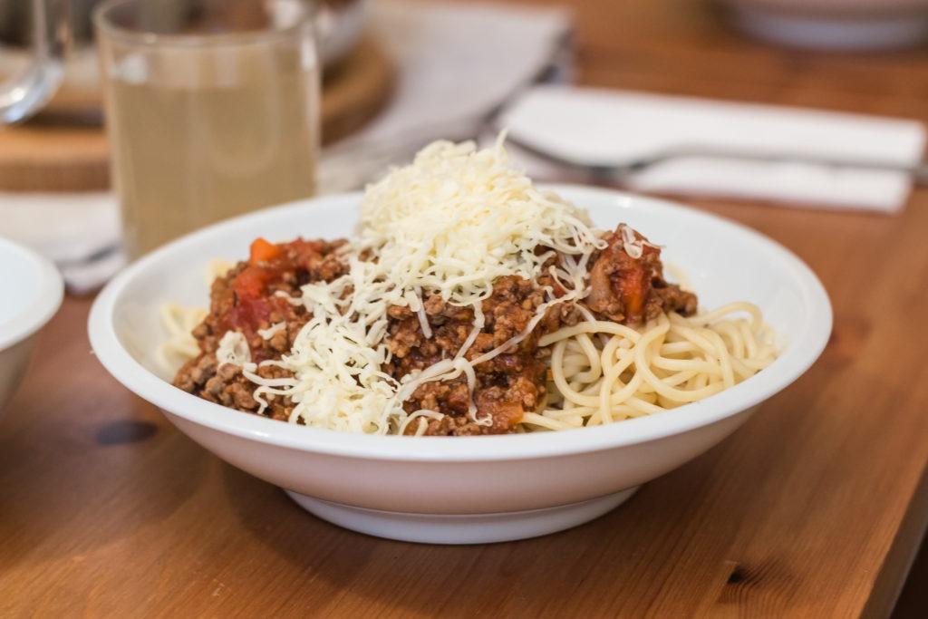 bolonske spagety